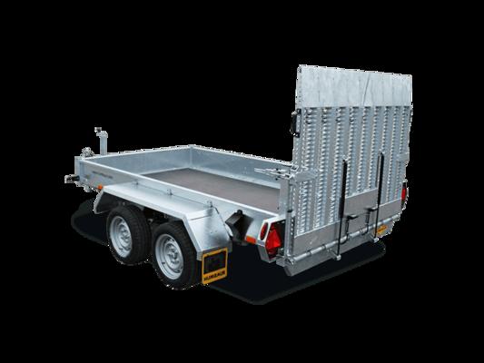 Machinetransporter 2750 kg